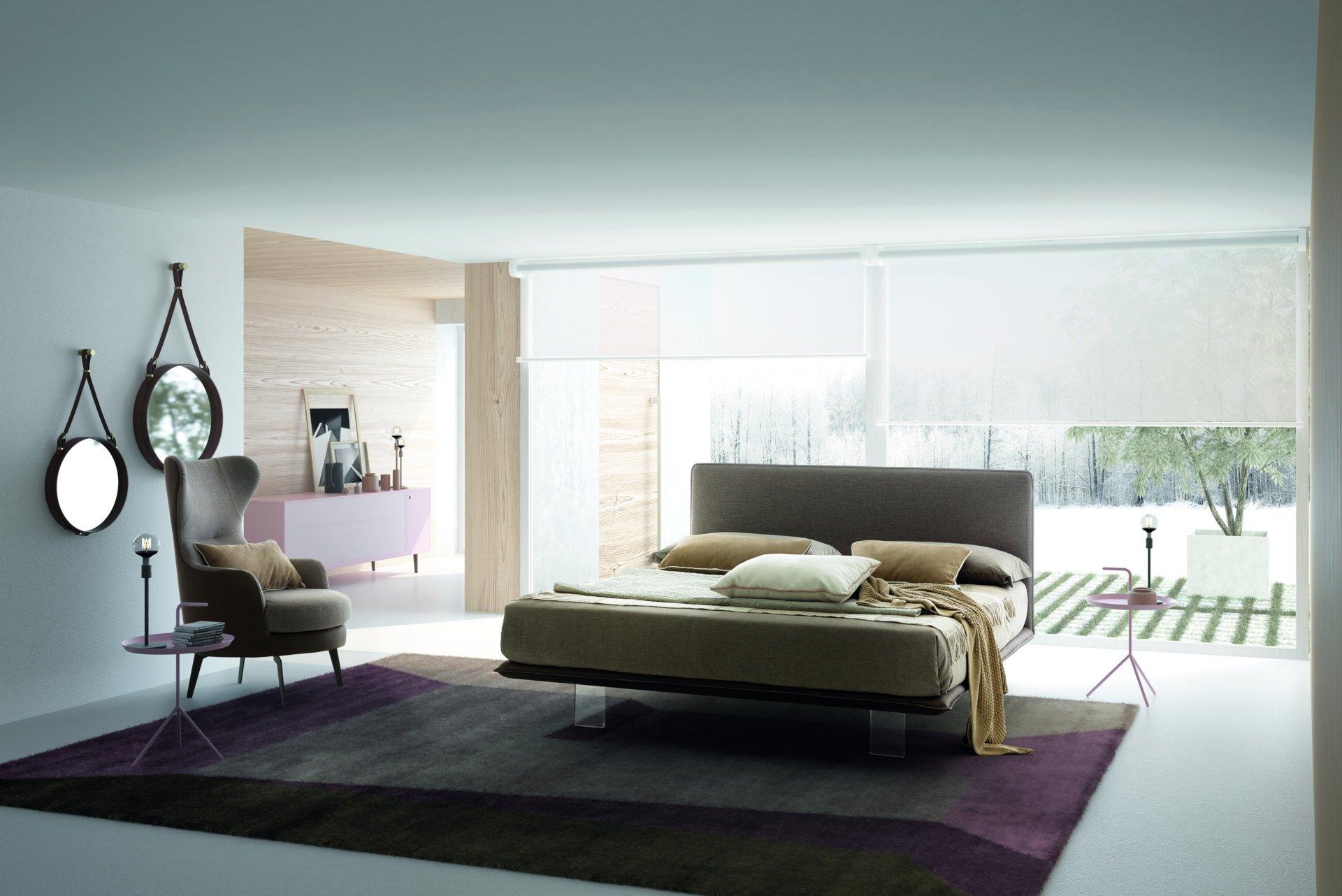 Camere da letto arredamenti riuniti for Camere da letto giapponesi