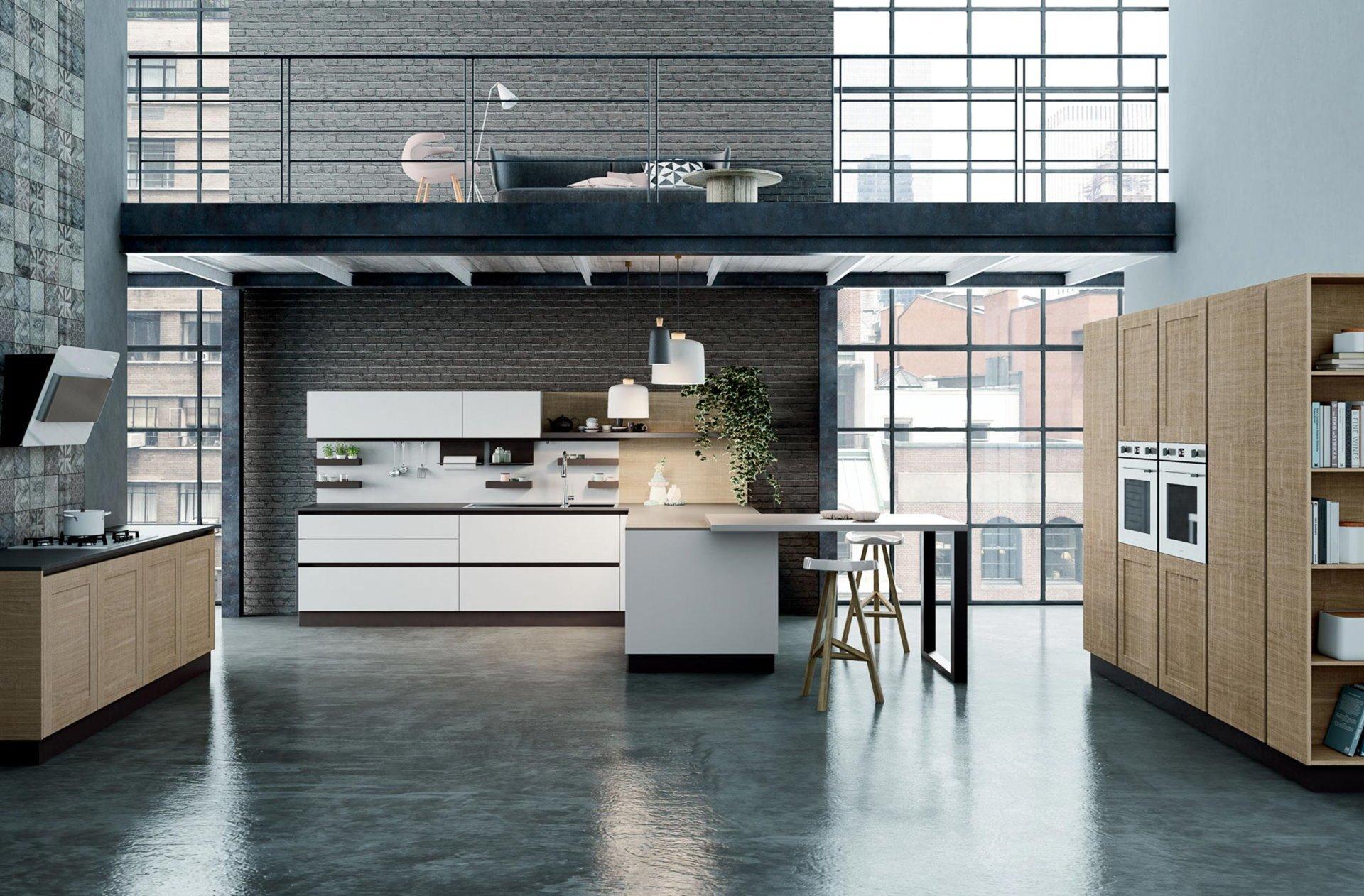 Cucine design arredamenti riuniti for Arredamenti riuniti calcinate opinioni